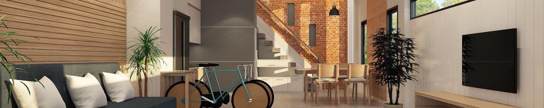 Décoration d'intérieur moderne